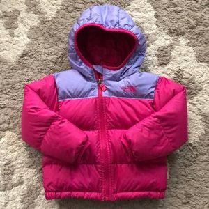 North Face Toddler Moondoggy Down Puffer Jacket